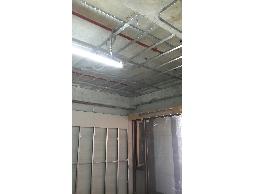 鴻匠工程~天花板,隔間尃業施工