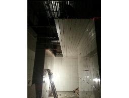 鴻匠工程~鋁板天花.鋁障板專業花板板施工