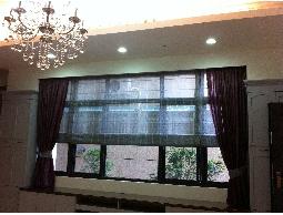 高雄窗簾-通過SGS認證 不含甲醛的窗簾