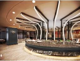 高雄麗尊酒店-艾可柏菲法式自助料理晚餐券