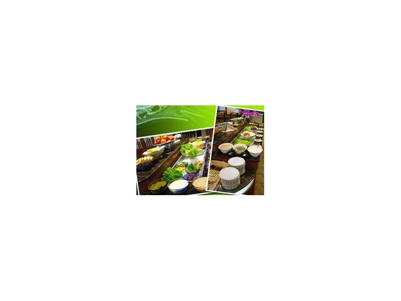 高雄全省素食餐廳-皇品尊爵套餐券