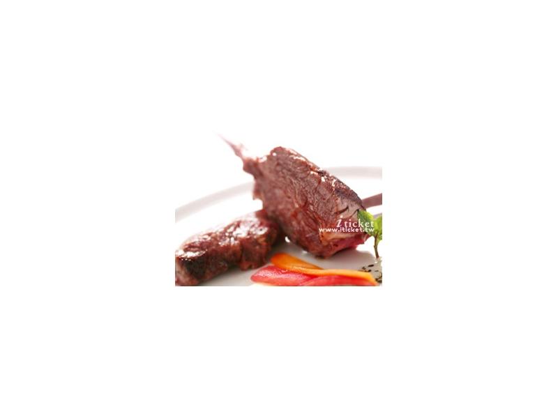 夏慕尼新香榭鐵板燒餐券(全省通用)