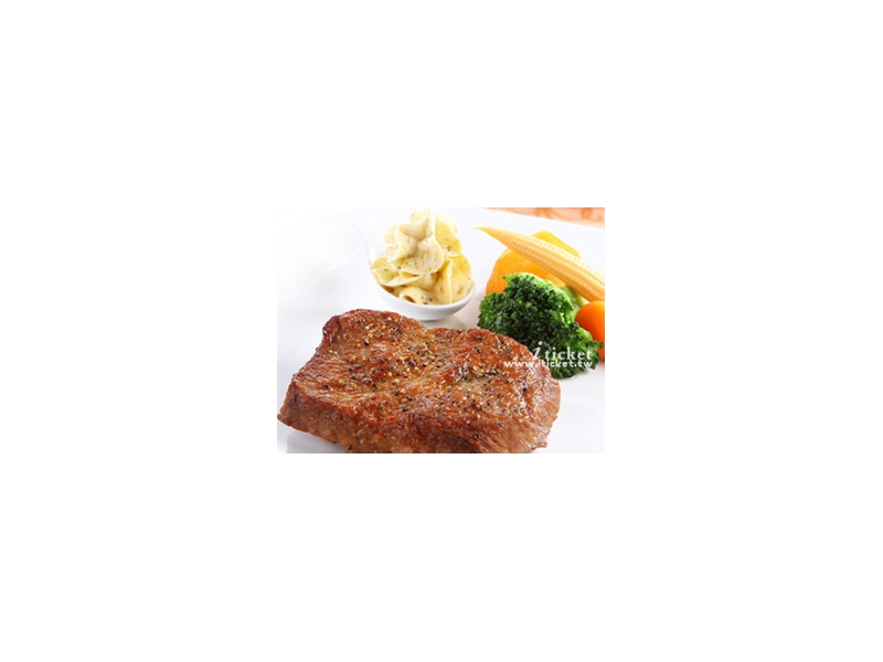Tasty西堤牛排餐券(全省通用)