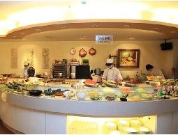 高雄漢神巨蛋餐廳上海歐法素食自助餐券