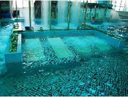 長青村水療養身游泳門票-游泳券