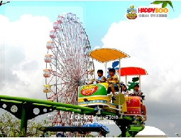 夢時代HAPPY100空中主題樂園遊樂卡