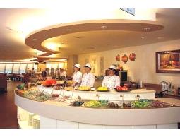 漢神巨蛋餐廳-上海歐法素食自助餐券