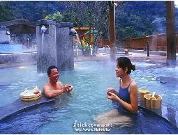 新竹 峇里森林溫泉渡假村-雙人精進鱘龍美食湯饗券