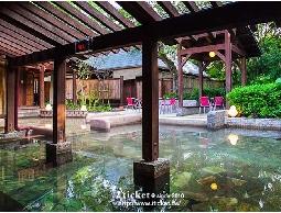礁溪溫泉公園 - 森林風呂裸湯雙人券