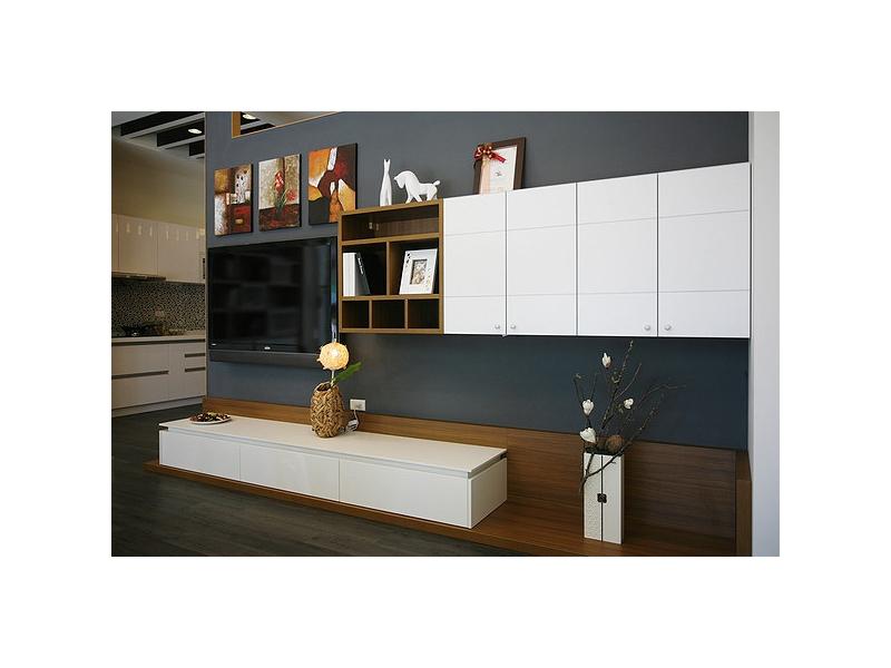 系統傢俱,系統廚具,天地壁整合設計