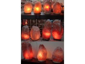 鹽燈(鹽晶燈)