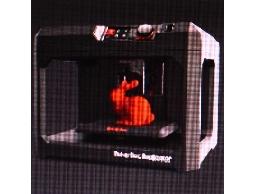3D立體雙噴頭列印機