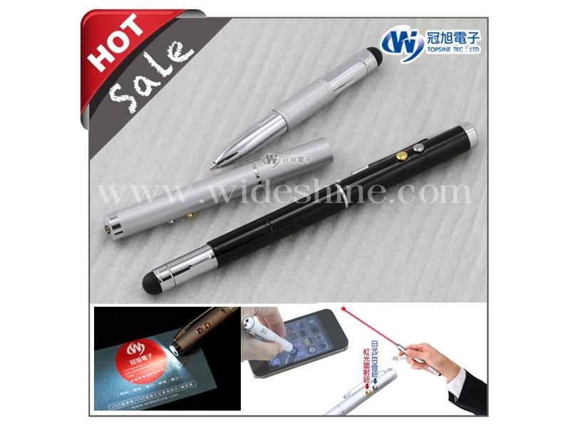 iT05 電容式觸控雷射筆