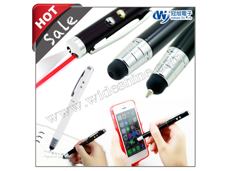 iT05s 電容式雷射觸控筆 ( iT05s )