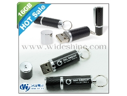碳纖維-鑰匙圈式 CB100吊飾造型隨身碟、流線設計