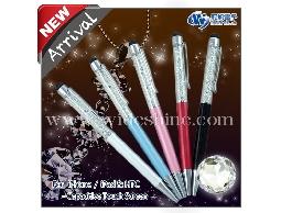 閃耀晶鑽觸控筆 高感度觸控筆/觸碰筆 台灣製造