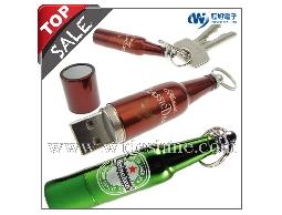 BT 100 啤酒碟 USB 隨身碟 啤酒造型