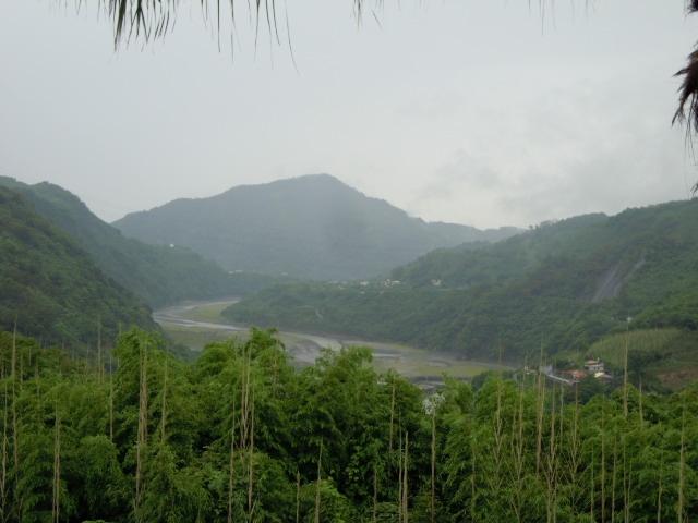 變化萬千的山莊前景色