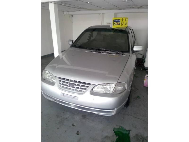 Ford 福特 2000年 嘉年華 引擎保固一年 可全額貸 可刷卡 才賣2.8萬喔