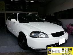 本田 HONDA 3門 CV3 1999年 原廠自排車 可分期 歡迎預約看車試乘