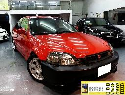 本田 HONDA 3門 CV3 1998年 原廠手排車 可分期 歡迎預約看車試乘!
