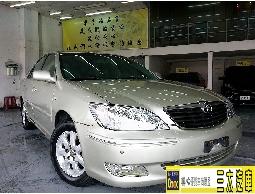 Toyota 豐田 Camry 2003年 保固一年 引擎 變速箱 方向機 全額貸