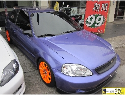 本田 HONDA 3門 CV3 2000年 原廠手排車 可分期 別的地方10萬買不到的喔