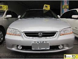 HONDA 雅歌 K9 2001年款 保固一年 可全額貸 刷卡分期 只賣7萬