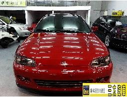 HONDA 喜美 K6 coupe 1996年款 保固一年 引擎 3.8萬喔 可全額貸