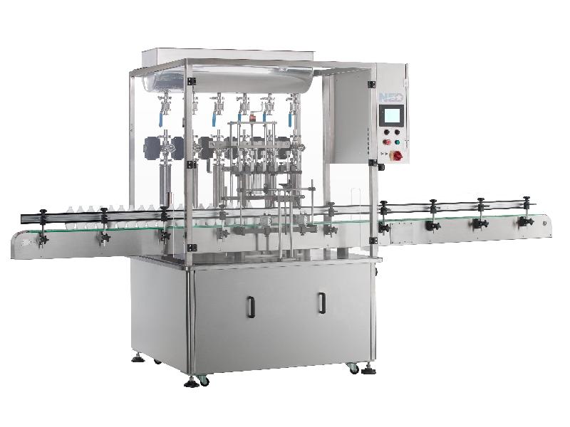 充填機-填充機-自動液體充填機 NFP-565(全罩式高衛生規格)