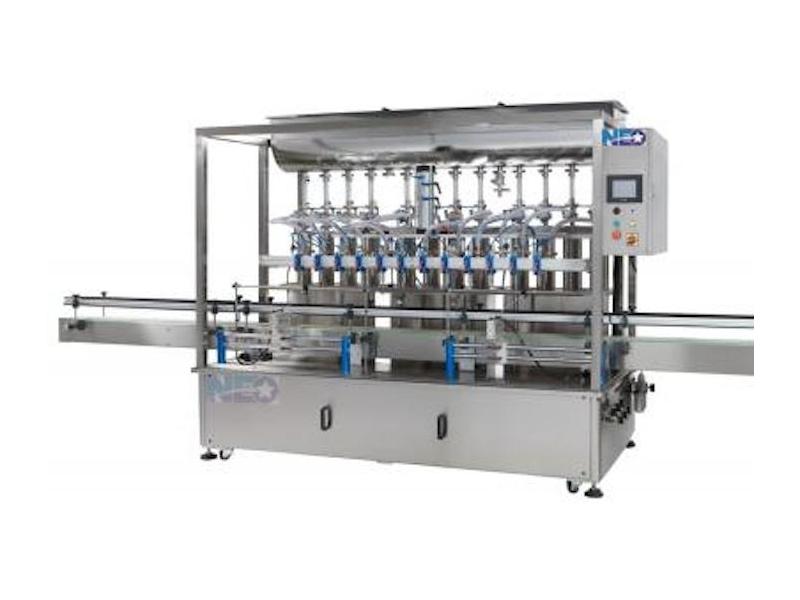 充填機-自動高速液體充填機NFP-4127