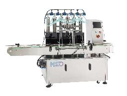 充填機-液體充填機-自動計量液體充填機NFP-460