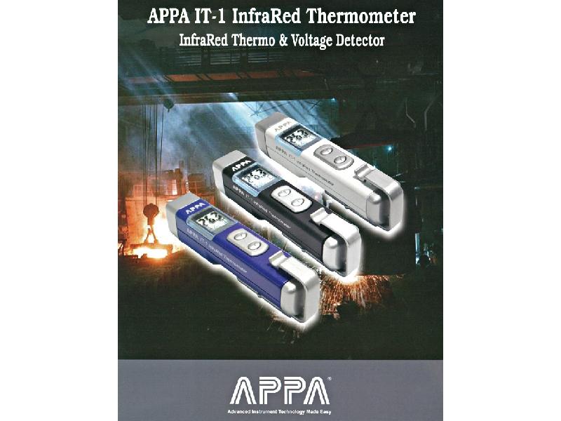 APPA電錶鉤錶系列及LCR錶
