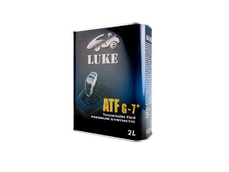 LUKE ATF G-7 路加7速變速箱油 金/紅/藍色