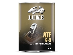 LUKE ATF G9路加變速箱油 for ZF9HP/ZF8HP