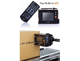 ANSER U2 高解析電腦噴印機/小型噴字機/噴墨機/噴碼機/日期打印機