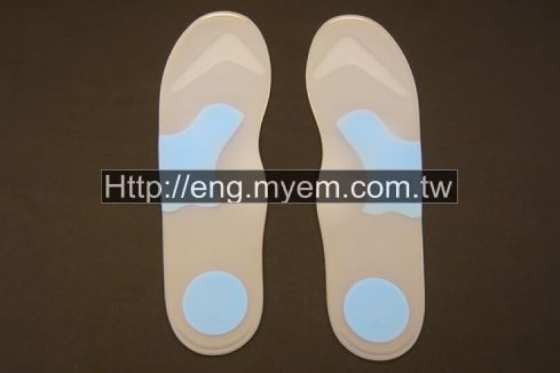 凝膠鞋墊 矽膠鞋墊