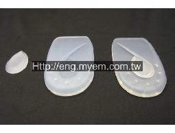 矽膠鞋墊 凝膠舒適鞋材 鞋墊 批發 製造 出口