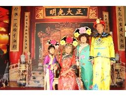 溫馨五月天   台影邀母親免費當皇后