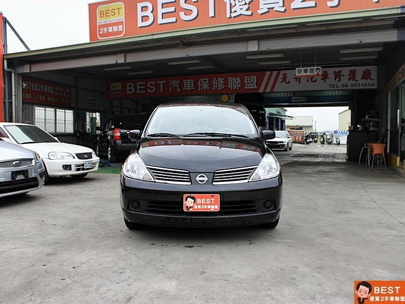 T~I~I~D~A 小車大空間 米色內裝 省油好停車 經濟都會暢銷車