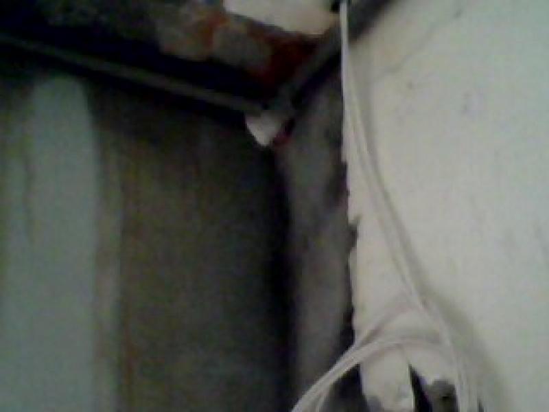 裝潢前冷氣配管