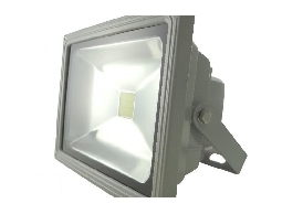 LED投射燈 探照燈 投光燈 探路燈 50W 彩虹設計