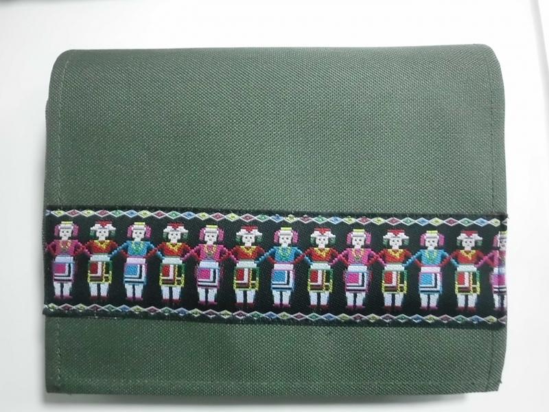 綠-女子阿美族