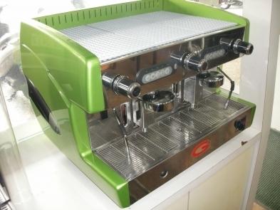 TWENTY 2GR 雙孔雙蒸汽咖啡機