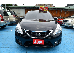 2013 Nissan Tiida 5D 1.6 SL規旗艦版
