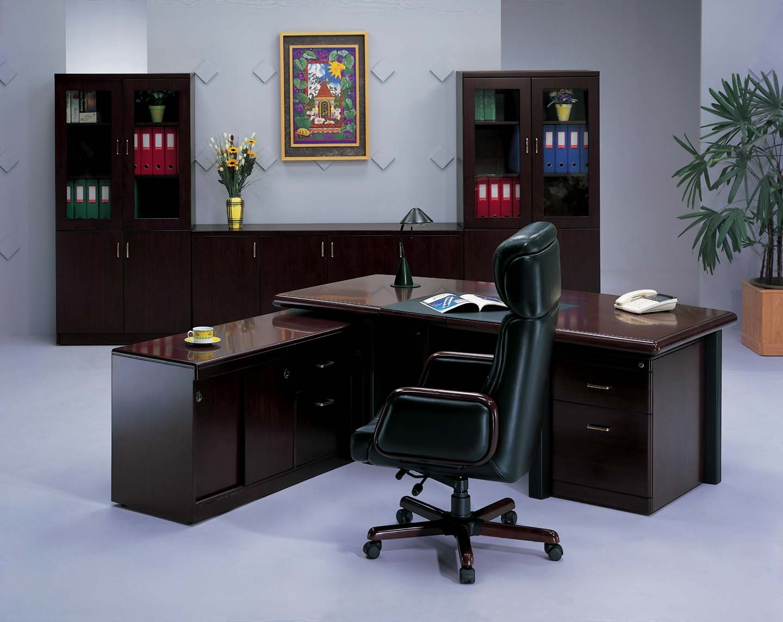 全新董事長桌椅可訂做尺寸