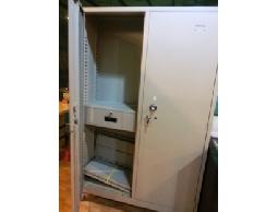 活動櫃桌下型固定鐵櫃機櫃文件櫃置物櫃衣櫃