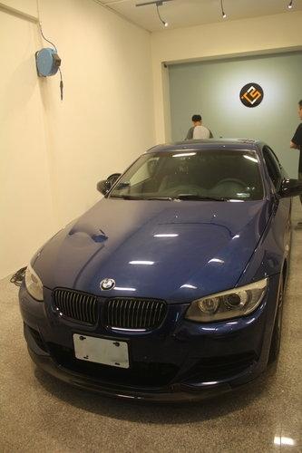 BMW E92 335 IS