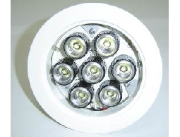 LED 7W  90 m/m  High Power Down Light