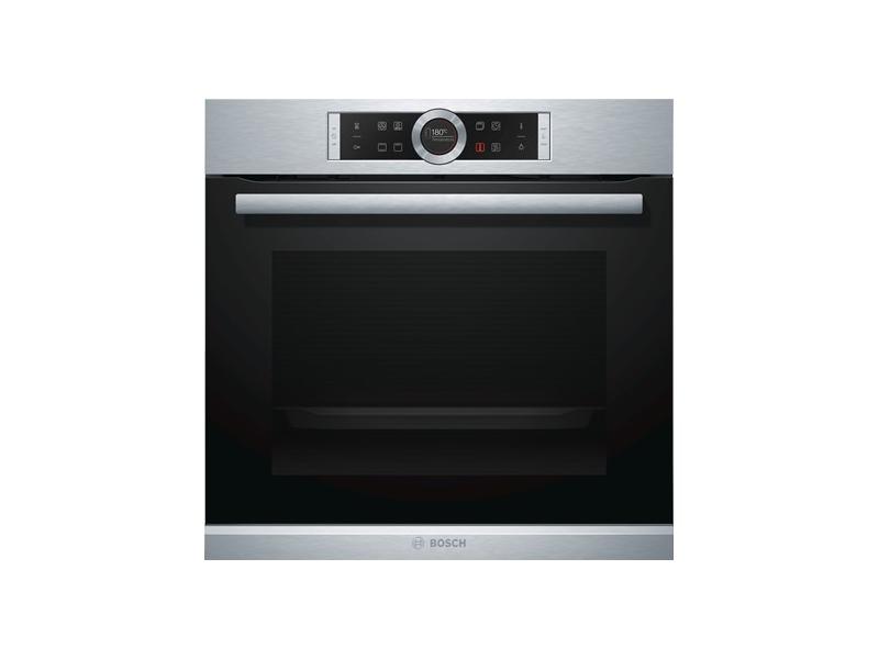 (YOYA)德國BOSCH電烤箱☆HBG634BS1☆不鏽鋼色☆崁入式☆71L☆13種加熱